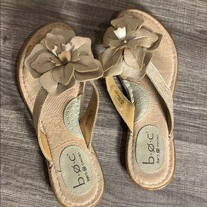 Boc women's size 6 leather sandals